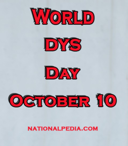 National DYS Day October 10
