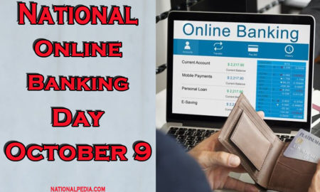 National Online Bank Day October 9