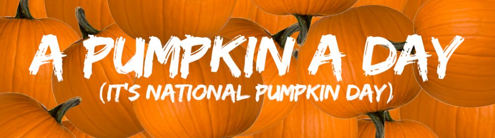 National Pumpkin Seed Day October 4