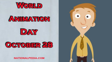 World Animation Day October 28