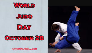World Judo Day October 29