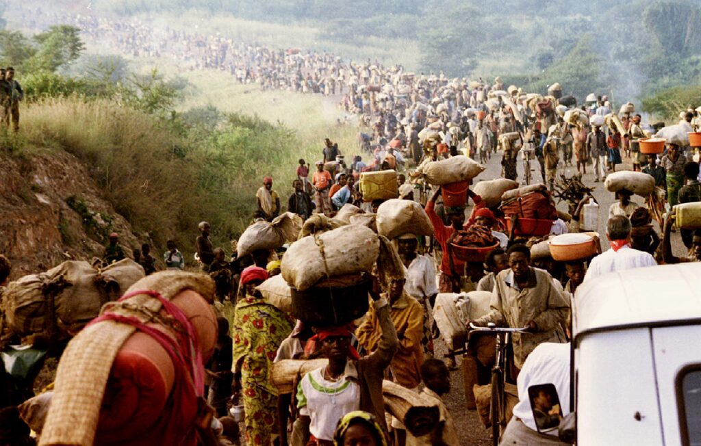 International Day of Reflection on the 1994 Genocide in Rwanda April 07