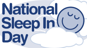 National Sleep Day March 16
