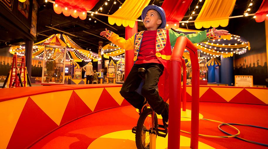 World Circus Day April 16