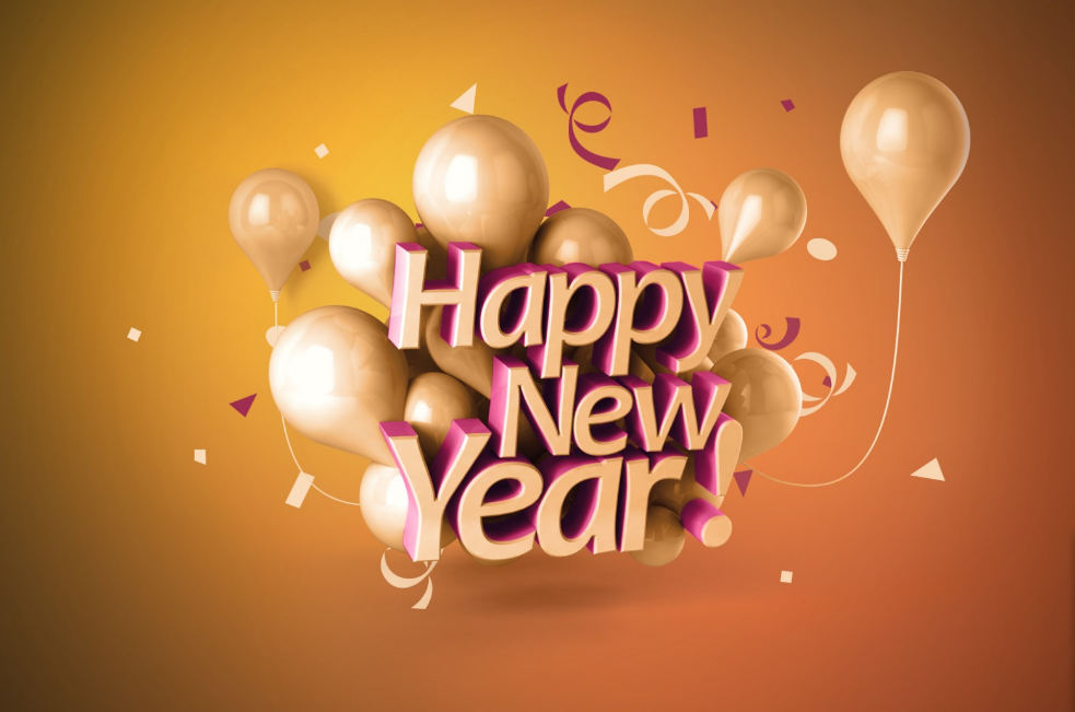 World Day wishes you a Happy New Year December 31