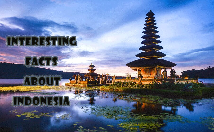 10 Interesting facts about Indonesia