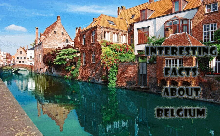 50 Interesting facts about Belgium