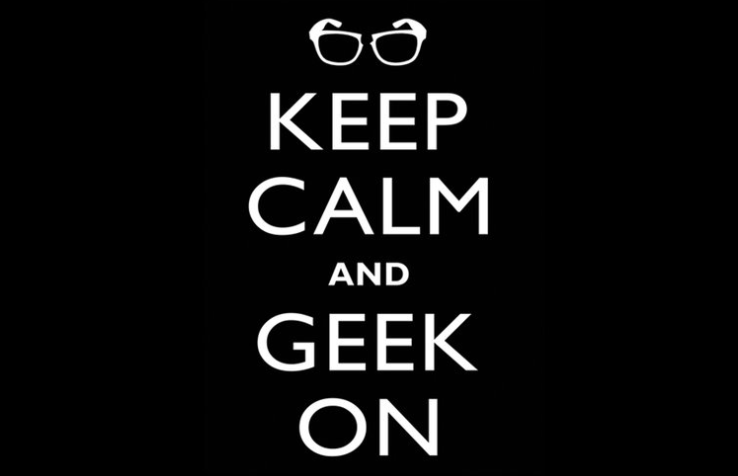 International Geek Day May 25