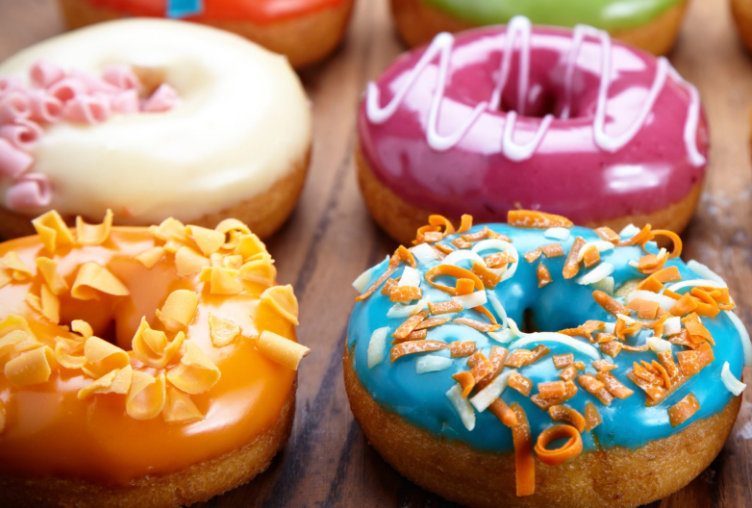 National Donut Day June 01