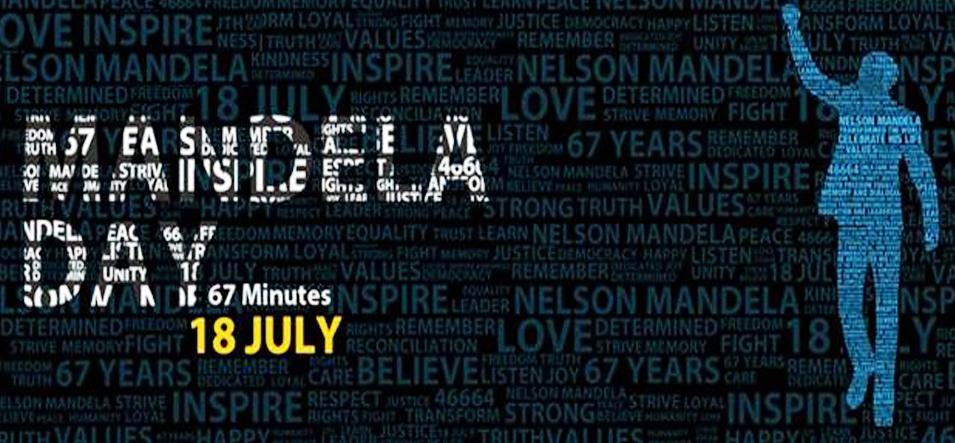 Nelson Mandela International Day July 18