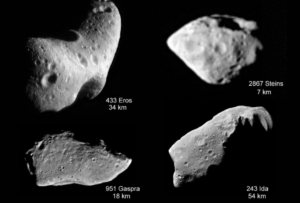 World Asteroid Day June 30