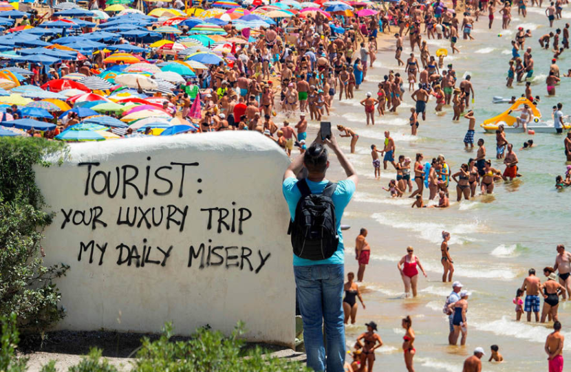 World Day for Responsible and Respectful Tourism June 02