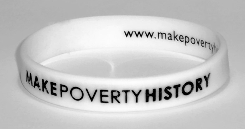 World Day of White Band Against Poverty July 01
