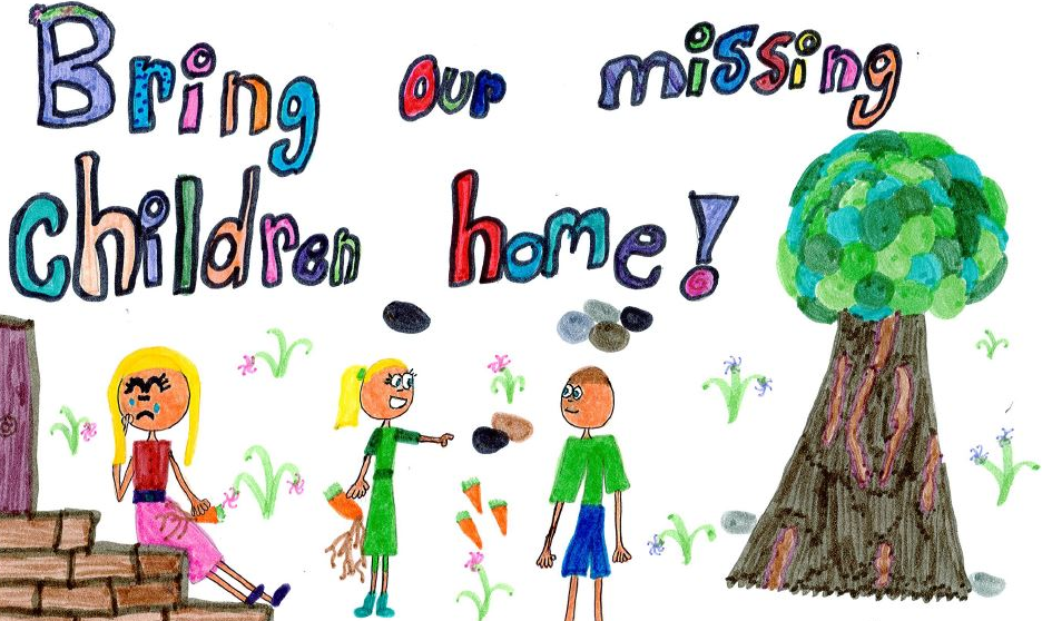 World Missing Children's Day May 25