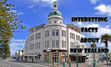 10 Interesting facts about New Zealand