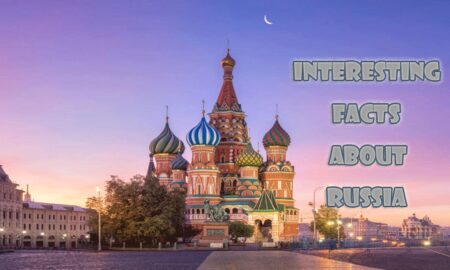 10 Interesting facts about Russia