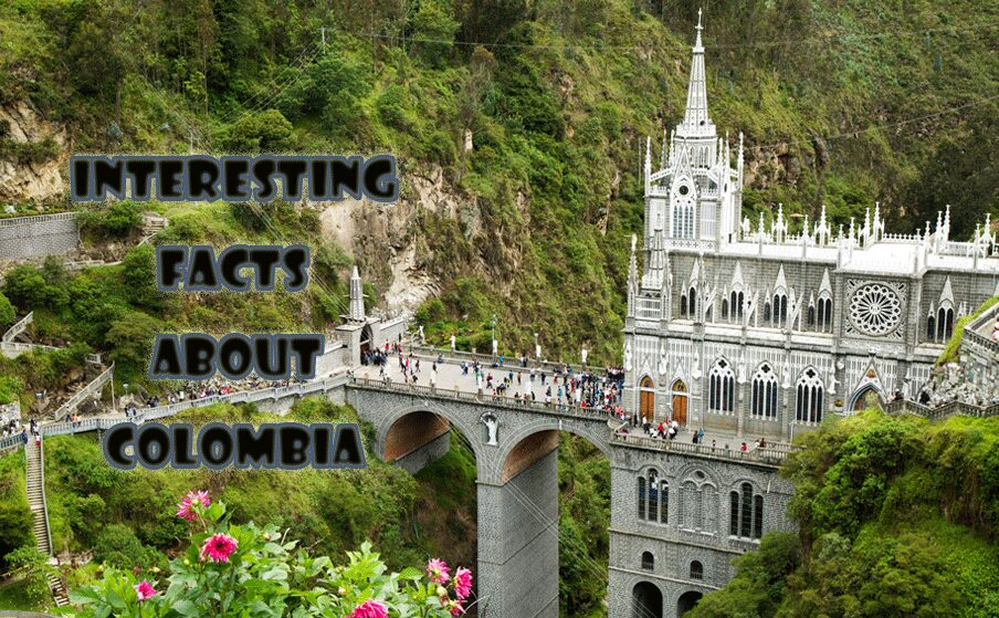 13 Interesting facts about Colombia