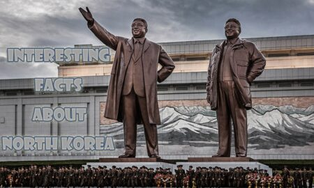 18 Interesting facts about North Korea