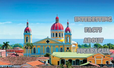 5 Interesting facts about Nicaragua