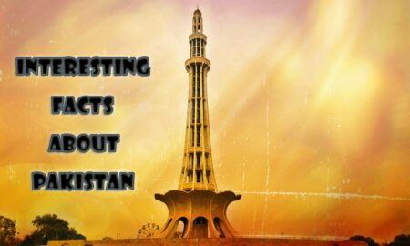 15 Interesting facts about Pakistan