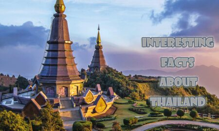 Interesting facts about Thailand