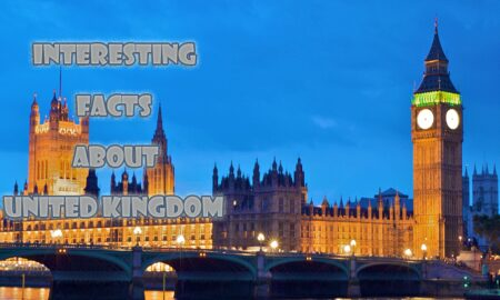 Interesting facts about United Kingdom